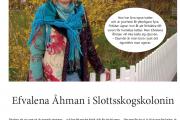 Reportage i tidning Kattliv om TNR i Slottsskogen
